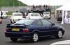 1994 Rover 220 Coupé (rvandermaar) Tags: 1994 rover 220 coupé rover220 rover200 200 rover200coupé coupe sidecode5 hjln63