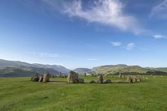 Castlerigg Stone Circle. (miketonge) Tags: castleriggstonecircle castlerigg keswick lakedistrict lakedistrictnationalpark neolithic fells mountains