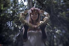 IMG_5709 (m.acqualeni) Tags: manu manuel acqualeni photographe fille femme nue nudité sexy trash thrash forêt nature arbres dark sombre décalé gothique goth gothic hood animal extérieur witch sorciere sorcière magie magic noir incantation paganisme esprit spirit