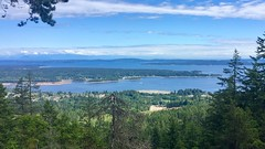 Why we choose British Columbia! (John F. Anderson) Tags: hiking hikes vista scenery viewpoint britishcolumbia heartlake ladysmith