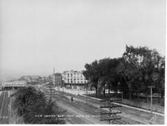 Album #2  14 (barrigerlibrary) Tags: dlw delawarelackawannaandwestern scranton pa pennsylvania railroad station