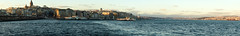 [000002] (Sepistö) Tags: strait bosporus seaofmarmara panorama istanbul turkey sea tr