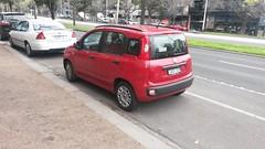2013 Fiat Panda Easy Hatchback (ans.yu460) Tags: 2013 fiat panda easy hatchback 1ao1rp