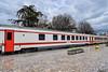 Sleeping wagon 61 52 70-71 026-7 аt station Varna - 01.04.2018 г. (DMKarev) Tags: bdz varna бдж