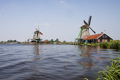 Zaanse Schans windmills (filippo.bassato) Tags: amsterdam 2018 maggio paesibassi filippobassato vacanza trip holidays