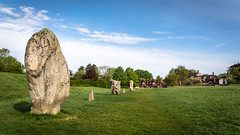Avebury Stones (AppleTV.1488) Tags: avebury henge neolithic prehistoric stonecircle stonehenge stonemonument westkennetavenue worldheritagesite appletv1488 2018 may 12052018 12may2018 12 nikond7100 1020mmf456 30mmfocallength35mm am noflash landscapeapectratio f22 ¹⁄₁₅secatf22