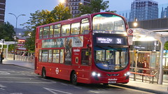 Now Permanent (londonbusexplorer) Tags: metroline travel volvo wrightbus gemini 2 tfl london buses white city 31 camden town vw1404 lk62dvu