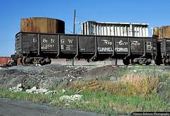 Unemployed, Looking for Work (jamesbelmont) Tags: riogrande gondola drgw provo utah tunnelforms thistle railroad railway train