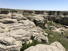 Jerusalem coulee near Sweetgrass Montana (jasonwoodhead23) Tags: erosion sandstone hoodoos sweetgrass hiking usa montana jerusalemcoulee