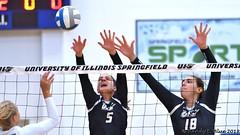 Miss. College 090217 034 (REBlue) Tags: universityofillinoisspringfield uis missssippicollege volleyball glvc trac