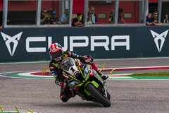 "WSBK Imola 2018 • <a style=""font-size:0.8em;"" href=""http://www.flickr.com/photos/144994865@N06/41645117874/"" target=""_blank"">View on Flickr</a>"