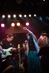 カルメンマキ&OZスペシャルセッション at Crawdaddy Club, Tokyo, 03 Jun 2018, #07 -00270
