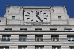 Shell Mex House (richardr) Tags: shellmexhouse london clock twentiethcentury 20thcentury artdeco strand ernestjoseph building architecture england english britain british greatbritain uk unitedkingdom europe european old history heritage historic