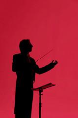 Director de orquesta (Guillermo Relaño) Tags: cameratamusicalis guillermorelaño schuman sinfonía cuarta teatro nuevoapolo especial ¿porqueesespecial concierto nikon d90 orquesta silueta director edgarmartín