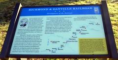 Richmond&DanvilleRailroad-DevelopmentOfTheRailroad (T's PL) Tags: danvilleva nikond7000 nikon d7000 nikondslr richmonddanvillerailroad richmonddanvillerailroaddevelopmentoftherailroad tamron16300mmf3563diiivcpzdmacro tamron16300mmf3563diiivcpzdmacrob016 tamron16300mm tamron nikontamron virginia va nw611 text sign map