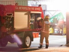 2018 Comps - Berri (matchy281) Tags: sa mfs samfs south australian metropolitan fire service firefighter berri 60 annual competitions 2018 drills isuzu nps300 fleet 213 ber 6014 ber6014