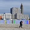 Le Havre, France (pom'.) Tags: panasonicdmctz101 may 2018 lehavre seinemaritime 76 normandie france europeanunion beach people church architecture 100 200 300