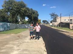 Revitalização - Rua Bortolo Paulin