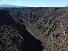 Rio Grande Gorge (Zruda) Tags: arroyohondo geo:lat=3647619640 geo:lon=10573204488 geotagged newmexico taos unitedstates usa