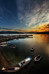 Ria de Noia (Feans) Tags: sony a7r ii a7rii fe 1635 gm ria de noia tambre arousa testal ponte galiza galicia sunrise mencer
