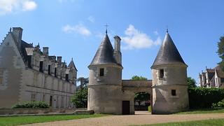 Château de Nitray in Athée-sur-Cher (Touraine)
