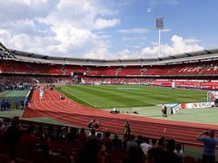 1. FC Nürnberg (quer8) Tags: nürnberg fusball stadion sonntag sunday muttertag ball legende liga bundesliga 2018 mai