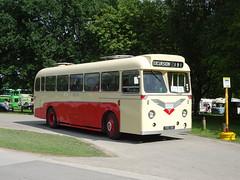 Trent YRC191 Autokarna (Guy Arab UF) Tags: trent motor traction 191 yrc191 1961 leyland tiger cub psuc11 alexander bus autokarna woollaton park nottingham preserved buses