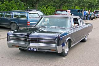 Chrysler 300 Hardtop Coupé 1968 (1609)