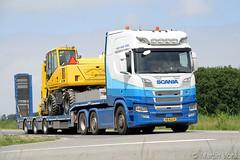 Scania R 450 NG Highline (2018-7) (Martin Vonk) Tags: kemp hans driel 450 scania highline tkd almere