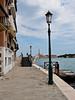 Venise - Le campanile de San Giorgio Maggiore depuis les quais des Zattere. (Gilles Daligand) Tags: venise quais zatttere vue campanile sangiorgiomaggiore