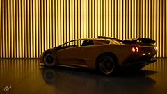 Lamborghini Diablo (Matze H.) Tags: lamborghini diablo gt sports gran turismo sv scapes wallpaper uhd 4k