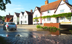The Ford @ Kersey Suffolk (Adam Swaine) Tags: fords suffolkvillages suffolk rural ruralvillages england englishvillages english britain uk ukcounties ukvillages canon beautiful counties street streams eastanglia cottages villagecottage village kersey 2018 summer