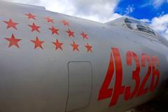 MiG (stephencharlesjames) Tags: airplane aircraft jet fighter mig pearl harbor honolulu hawaii aviation aeroplane