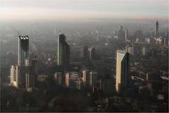 London.  DSC_2975 (leonhucorne) Tags: gb grandebretagne angleterre londres london england nikon d750 fullframe view towers