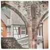 (philippe baumgart) Tags: deutschland schwarzwald oppenau village church kloster allerheiligen square