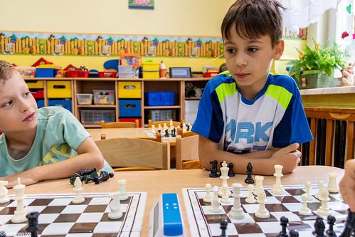 V Turniej Szachowy o Mistrzostwo Przedszkola Miejskiego Nr 1-15