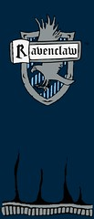 Ravenclaw Banner (LEGO S.H.I.E.L.D Agent Swifty) Tags: ravenclaw raven harrypotter harry potter lego banner custom claw magic hogwarts