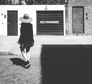 Contrast on the edge.   #saveme #portraitcentral #graphic #hat #streetshot #thisislondon #art #shadow #friendsinperson #streetbwcolor #streetstyle #capturestreet #pursuitofportraits #people #lightandshadow #moodygrams #streetphotography #nikon #londonlife