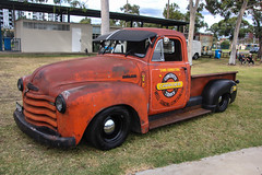 1948 Chevrolet Maple Leaf pick up (sv1ambo) Tags: 1948 chevrolet maple leaf pick up