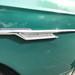 1950's Pontiac side logo