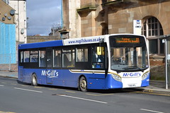 McGill's 8045 YX65RFL (Will Swain) Tags: paisley 17th february 2018 scotland scottish north city town bus buses transport travel uk britain vehicle vehicles county country mcgills 8045 yx65rfl