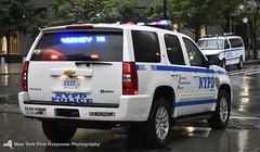 New York City Police Department (NYPD) Tahoe (nyfrp) Tags: new york city police department nypd manhattan west village downtown tribeca world trade center interceptor utility fpiu taurus sedan impala chevy tahoe crown victoria fpis cvpi