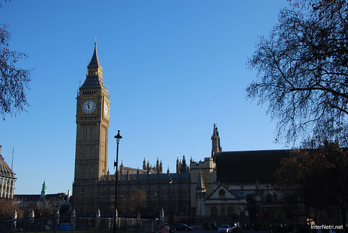 Парламент і Біг Бен Лондон InterNetri United Kingdom 0749
