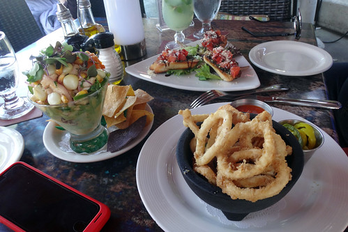 Maya's Grill - appetizers