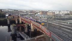 86101 Sir William Stanier FRS Glasgow Central 28/08/15 (UK Rail Pics) Tags: 86101 sirwilliamstanierfrs caledoniansleeper glasgowcentral