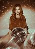Neal (Mike Monaghan) Tags: mikemonaghan girl disco light discoball vintage lighting sparkles bokeh fashion 70s boho mood throwback inspired