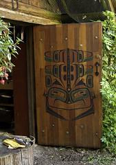 WoW # 24: door (Nancy Nelson OCC) Tags: olympia bloomditch door