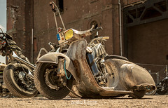 Airride Scooter,..KKF 2018. (Willem Vernooy (FoToWillem)) Tags: roller scipovero kustom kustomculture kustomkulture kustomkultureforever custom customculture customshow customroller lowrider airride patina kkf kkf2018 herten hertengermany hertenduitsland duitsland germany zeche zecheewald ruhrpott motor motorcycle motornokolo moto motorfiets motociklas motocykel motosiklet motorad motorrad motocicleta motociclo motorcykel ftw fotowillem willemvernooy