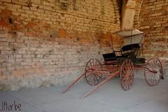 Carriage (jiturbe) Tags: carruaje brick ladrillo carriage