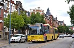 4364 NAVETTES SNCB (brossel 8260) Tags: belgique bus tec namur luxembourg